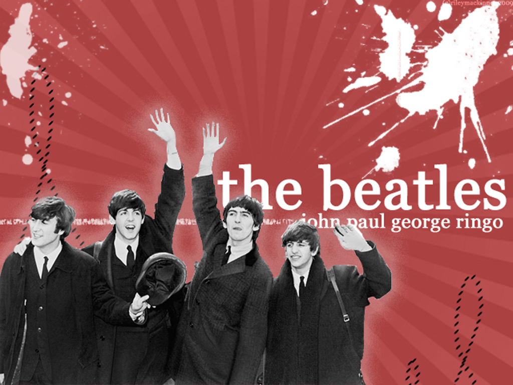 Papel de parede The Beatles – Jovens para download gratuito. Use no computador pc, mac, macbook, celular, smartphone, iPhone, onde quiser!