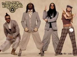 Papel de parede Black Eyed Peas – Para Dançar