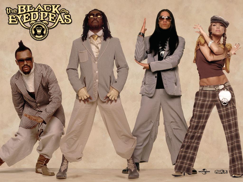 Papel de parede Black Eyed Peas – Para Dançar para download gratuito. Use no computador pc, mac, macbook, celular, smartphone, iPhone, onde quiser!