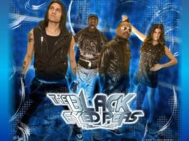 Papel de parede Black Eyed Peas – Fantásticos