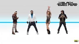 Papel de parede Black Eyed Peas – Bom
