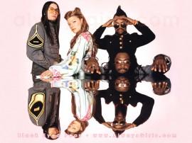 Papel de parede Black Eyed Peas – Incrível
