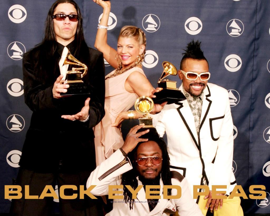 Papel de parede Black Eyed Peas – Grammy para download gratuito. Use no computador pc, mac, macbook, celular, smartphone, iPhone, onde quiser!