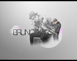 Papel de parede Bruno Mars: Cantor de Sucesso