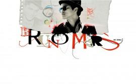 Papel de parede Bruno Mars: Música Pop