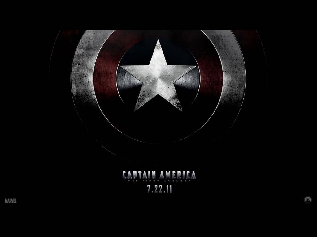 Papel de parede Capitão América – Escudo Tradicional para download gratuito. Use no computador pc, mac, macbook, celular, smartphone, iPhone, onde quiser!