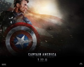 Papel de parede Capitão América – Força