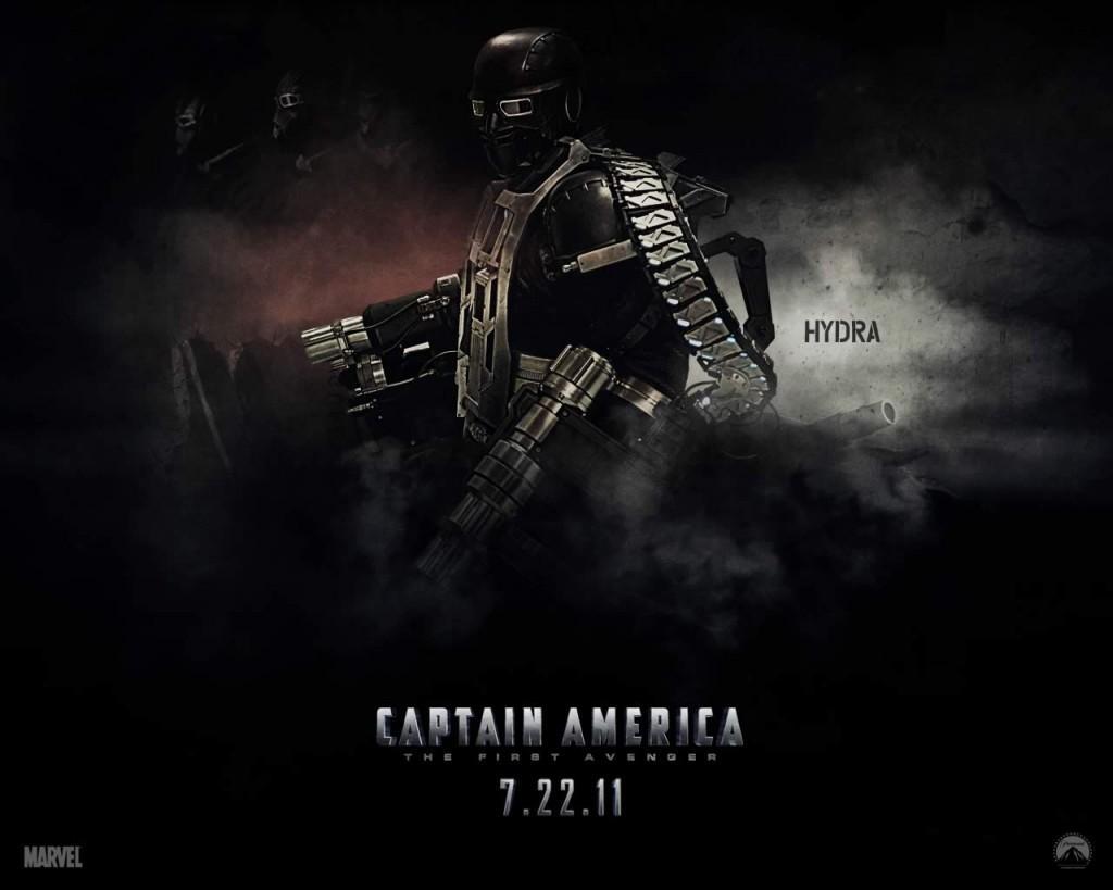 Papel de parede Capitão América – Hydra para download gratuito. Use no computador pc, mac, macbook, celular, smartphone, iPhone, onde quiser!