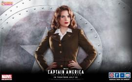 Papel de parede Capitão América – Sucesso