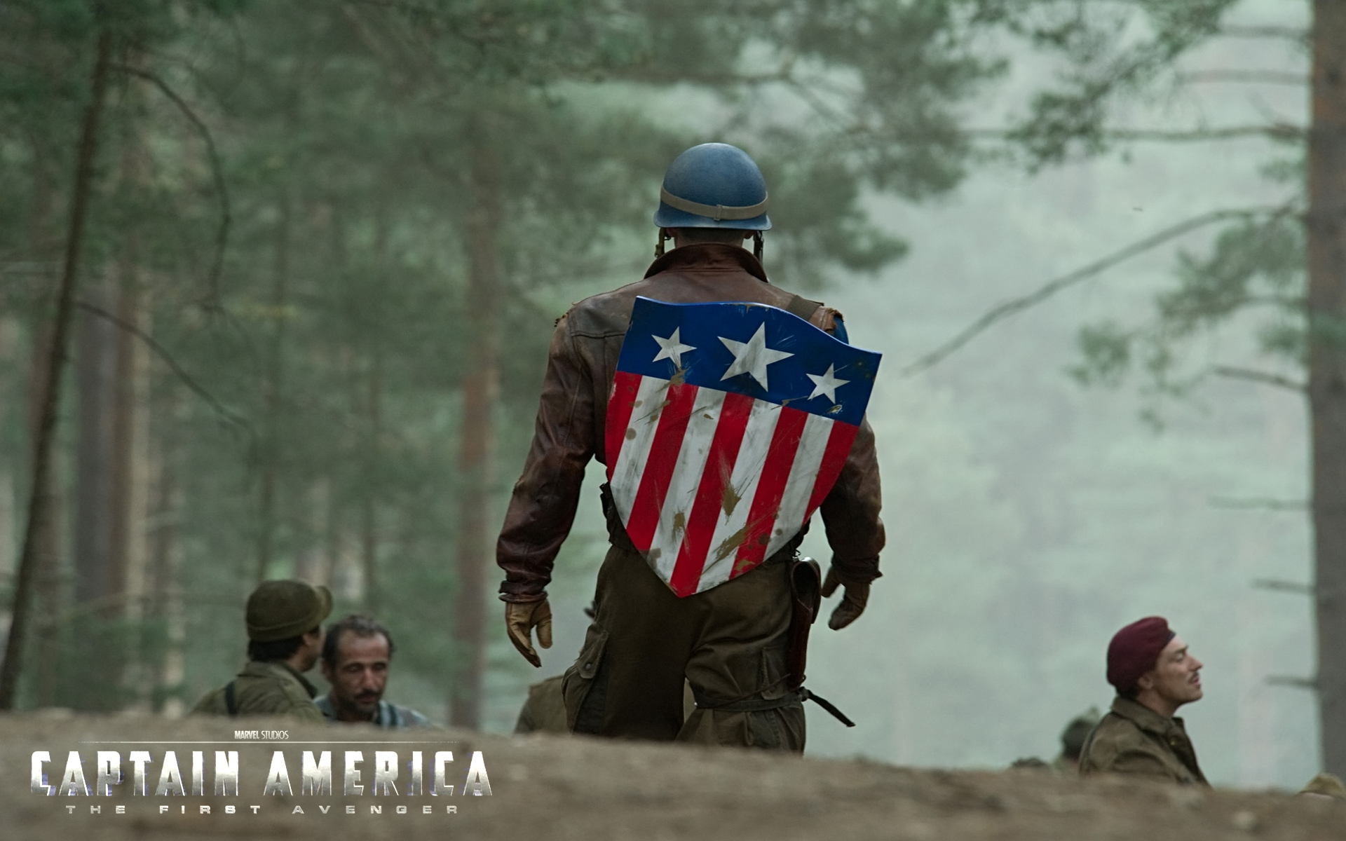Papel De Parede Capitao America Inimigo Wallpaper Para Download
