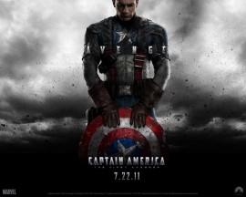 Papel de parede Capitão América – Avenger