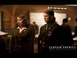 Papel de parede Capitão América – O Filme