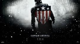 Papel de parede Capitão América – Escudo