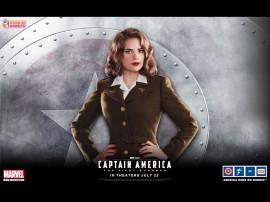 Papel de parede Capitão América – Bonita