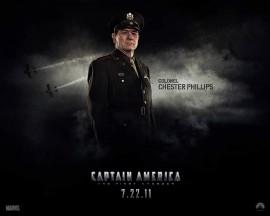 Papel de parede Capitão América – Chester Phillips