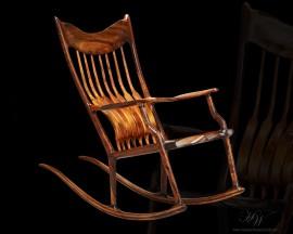 Papel de parede Cadeira – De Balanço