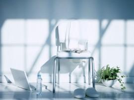 Papel de parede Cadeira – Lar