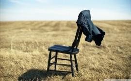 Papel de parede Cadeira – No Campo