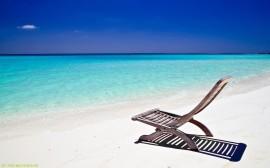 Papel de parede Cadeira – Vista pro Mar