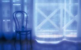 Papel de parede Cadeira – Penumbra