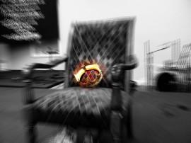 Papel de parede Cadeira – Trono