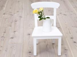 Papel de parede Cadeira – Vaso de Flor