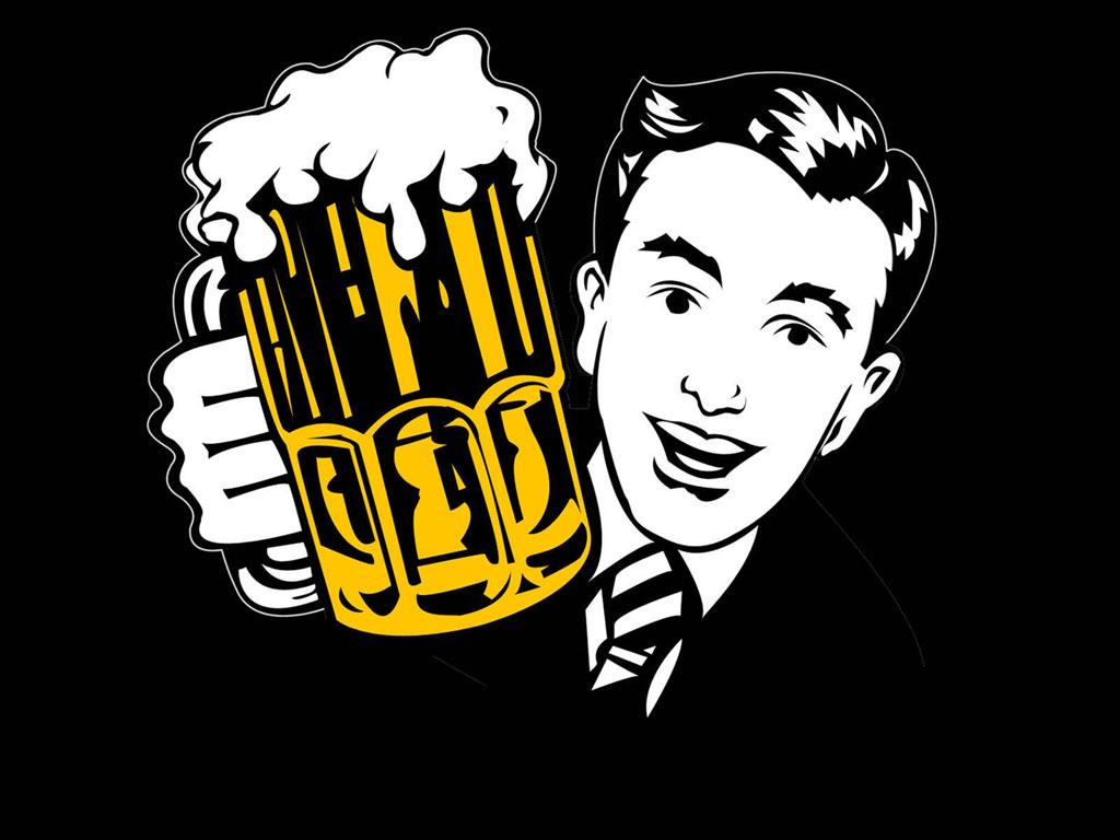 Papel de parede Cerveja Vintage para download gratuito. Use no computador pc, mac, macbook, celular, smartphone, iPhone, onde quiser!