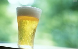 Papel de parede Cerveja no Happy Hour