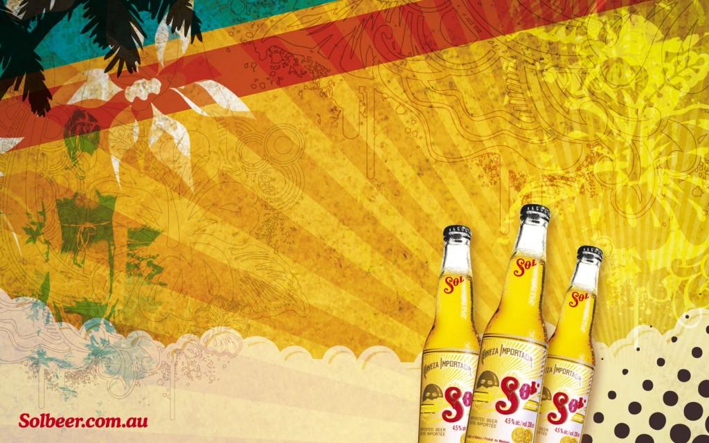 Papel de parede Cerveja Sol para download gratuito. Use no computador pc, mac, macbook, celular, smartphone, iPhone, onde quiser!