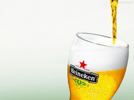 Papel de parede Cerveja Heineken