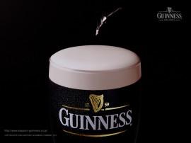 Papel de parede Cerveja Guiness