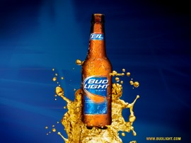 Papel de parede Cerveja Bud Light
