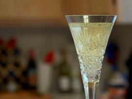 Papel de parede Champagne – Especial