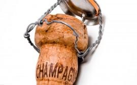 Papel de parede Champagne – Rolha