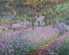 Papel de parede Monet – Quadro