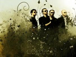 Papel de parede Coldplay: Arte Gráfica