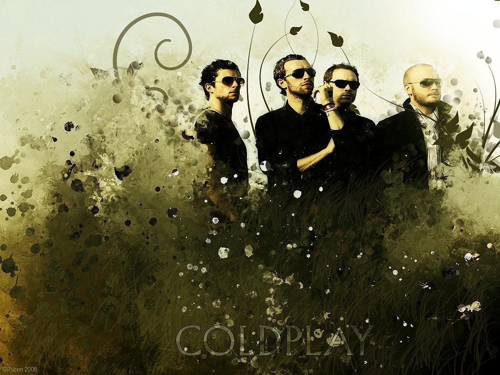 Papel de parede Coldplay: Arte Gráfica para download gratuito. Use no computador pc, mac, macbook, celular, smartphone, iPhone, onde quiser!