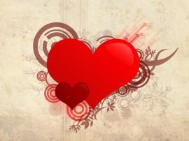 Papel de parede Coração – Paixão