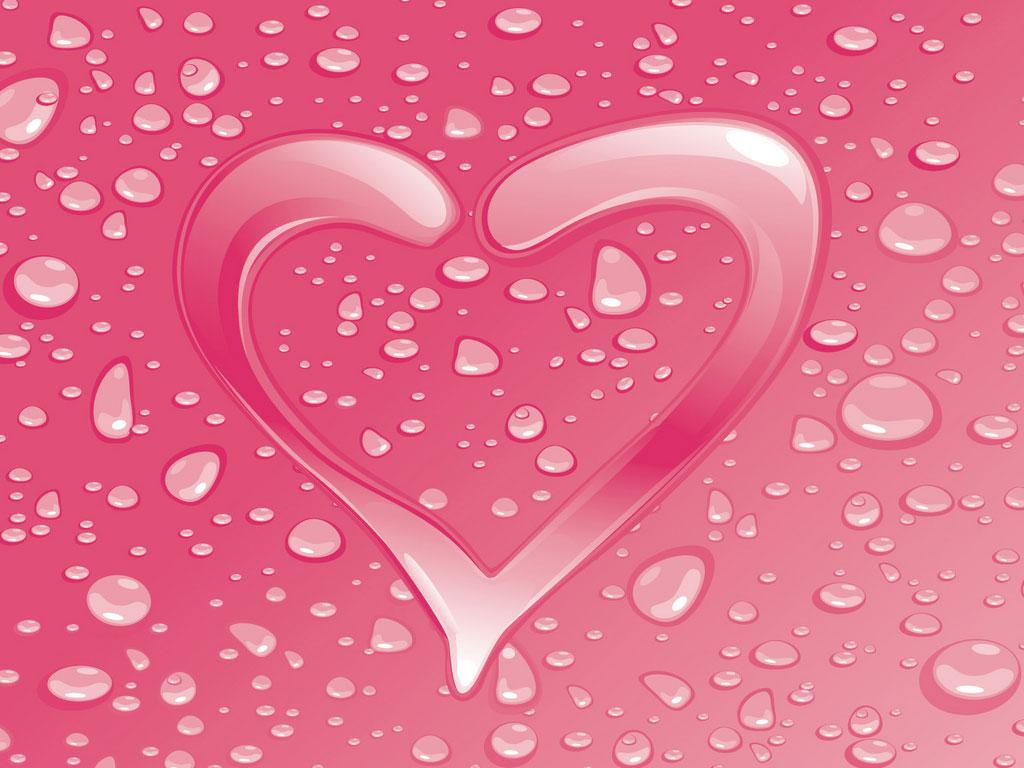 Papel de parede Coração – Vidraça Molhada para download gratuito. Use no computador pc, mac, macbook, celular, smartphone, iPhone, onde quiser!