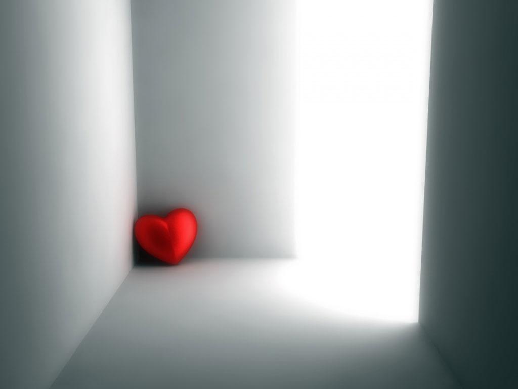 Papel de parede Coração – Solitário para download gratuito. Use no computador pc, mac, macbook, celular, smartphone, iPhone, onde quiser!