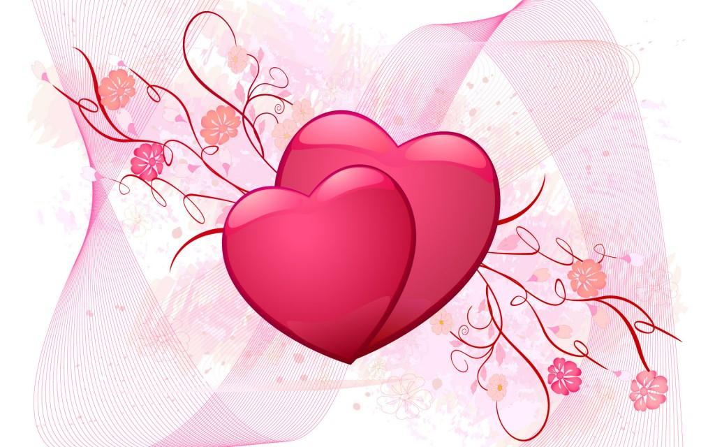 Papel de parede Corações Apaixonados para download gratuito. Use no computador pc, mac, macbook, celular, smartphone, iPhone, onde quiser!