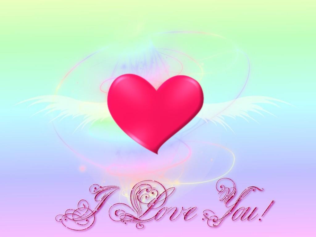 Papel de parede I Love You para download gratuito. Use no computador pc, mac, macbook, celular, smartphone, iPhone, onde quiser!