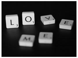 Papel de parede Love Me