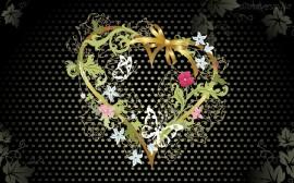 Papel de parede Coração – Mimo