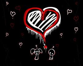 Papel de parede Amor – Teen