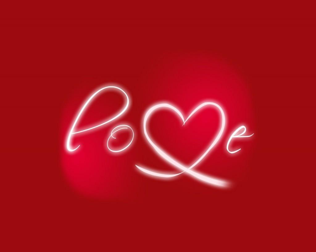 Papel de parede Love – Vermelho para download gratuito. Use no computador pc, mac, macbook, celular, smartphone, iPhone, onde quiser!