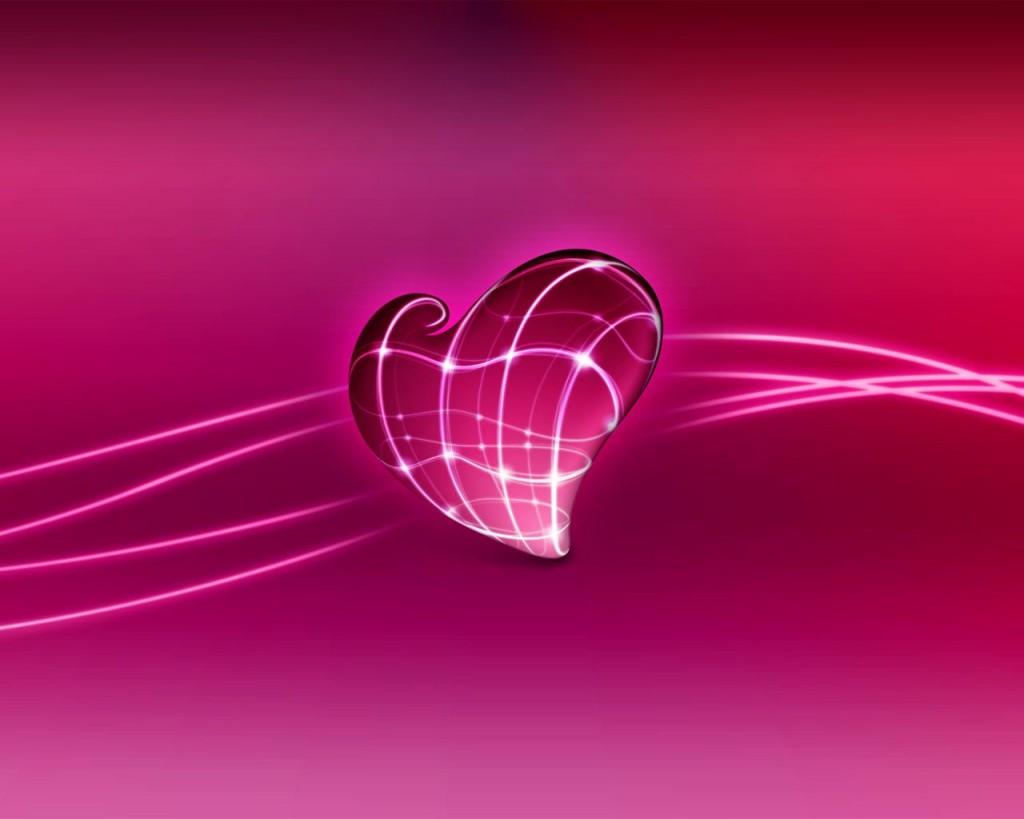 Papel de parede Coração – Cor de Rosa para download gratuito. Use no computador pc, mac, macbook, celular, smartphone, iPhone, onde quiser!