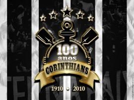 Papel de parede Corinthians: 100 Anos