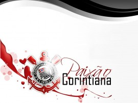 Papel de parede Corinthians: Paixão Corintiana