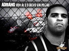 Papel de parede Corinthians: Adriano